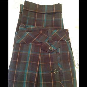 🆕Cartonnier Blue Kames Cuffed Trouser NWT